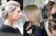 Potente tinte permanente natural sin químicos para cubrir las canas del cabello.
