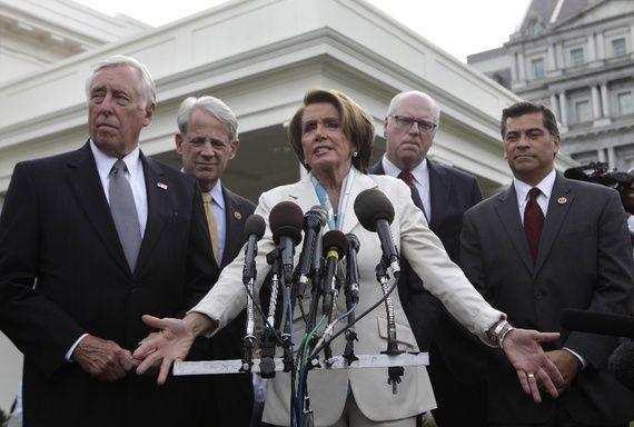 Nancy Pelosi: Money in Politics Keeps Women Out of Office - Emma Green - The Atlantic