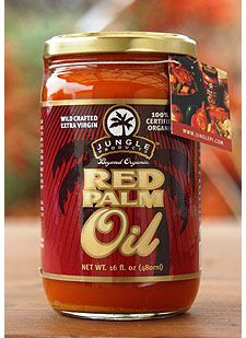 Red Palm Oil - 14 oz. From Radiant Life Catalog.com