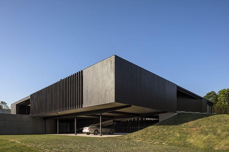 Galería de Casa Maria & José / Sergio Sampaio Arquitetura - 1