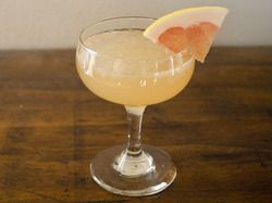 Pomelo and Basil Cocktail | Serious Eats : Recipes