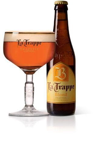 La Trappe Blond /  Dit sprankelende goudblonde bier heeft een aromatische, fruitige en frisse geur. De smaak is licht moutig en licht zoet. Het heeft een zachte bitterheid met een vriendelijke afdronk. Een uitgebalanceerde mix van complexiteit en eenvoud. La Trappe Blond gist licht na op de fles.