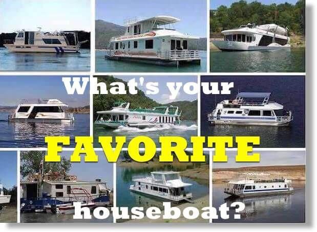 Favorite houseboat manufacturers & builders