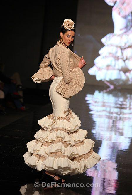 Fotografías Moda Flamenca - Simof 2013 - ADRIÁN GONZÁLEZ Pensando en ti - Foto 09