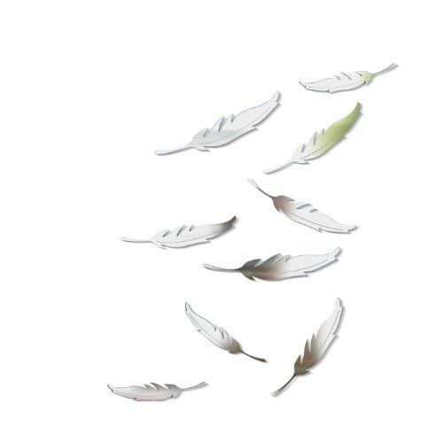 Umbra Quill Wall Decor, Set of 9 by Umbra, http://www.amazon.com/dp/B005C439O8/ref=cm_sw_r_pi_dp_sRRHrb0ZH2T76