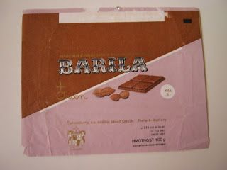Čokoláda Barila -nejoblíbenější čokoláda