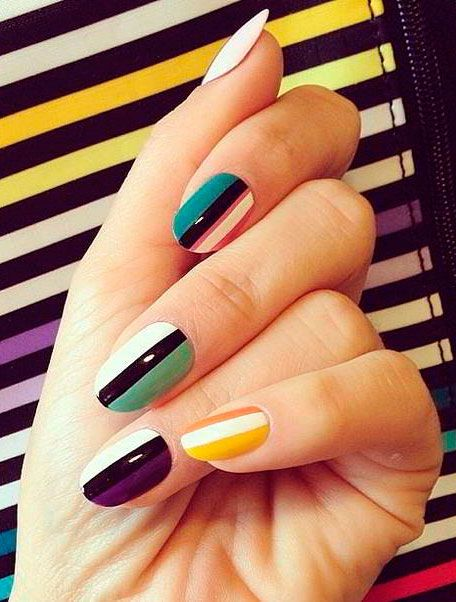 Trend Nail Art: 206 Best Nail Trends 2018-2019 Images On Pinterest