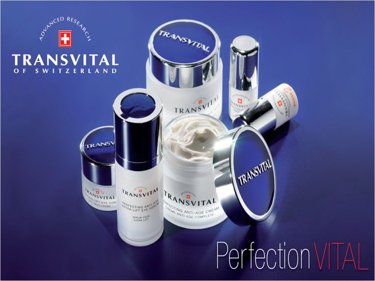 #Transvital #Beauty #Treatment #Skincare #Skin #Cream #Mask #Beautykit #Excellence