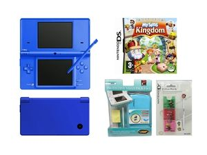 NINTENDO DSI Combo Pack + Casing + Game Case w/ Stylus + My Sims Kingdom Game- New - $109.00 - http://www.pinchingyourpennies.com/nintendo-dsi-combo-pack-casing-game-case-w-stylus-my-sims-kingdom-game-new-109-00/ #Dsi, #Freeshipping, #Nintendo, #Videogames