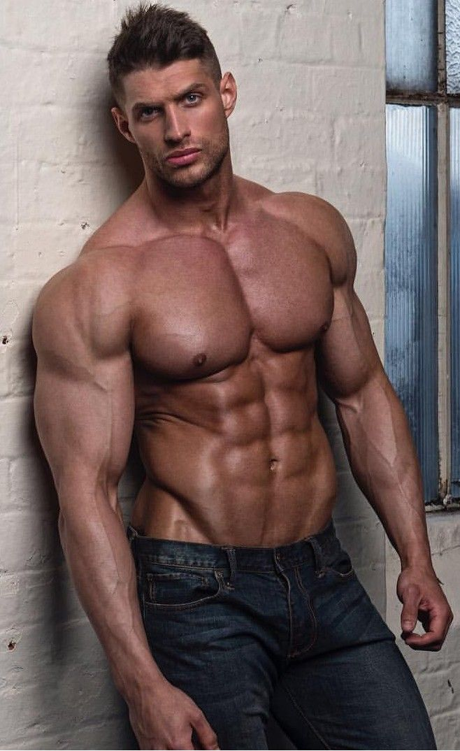 After The Marines  Muscle Men, Muscular Men, Muscle Hunks-2673