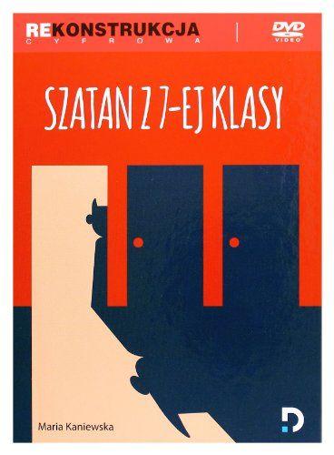Szatan z siódmej klasy [DVD]+[KSIĄŻKA] [Region Free] (English subtitles) DMMS http://www.amazon.com/dp/8364361031/ref=cm_sw_r_pi_dp_F4t2tb0EJQAYJ9S7