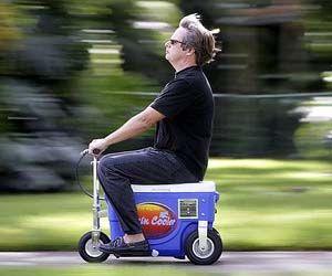 Motorized Drink Cooler $799.99