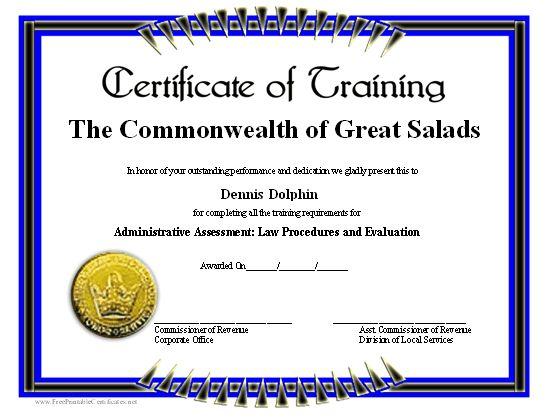 20 best Achievement Certificate Templates images on ...