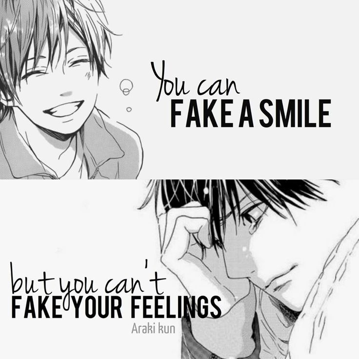 Sai would probably say this too.