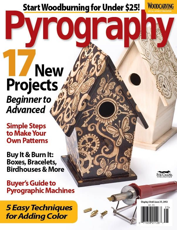 Check out Woodcarving Illustrated's newest special interest publication on pyrography!Crafts Ideas, Interesting Public, Wood Burning, Pyrography 2012, Pyrography Woodburning, Wood Crafts, Special Interesting, 2012 Special, Special Issues