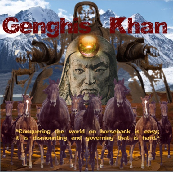 Genghis khan the worlds greatest conqueror essay