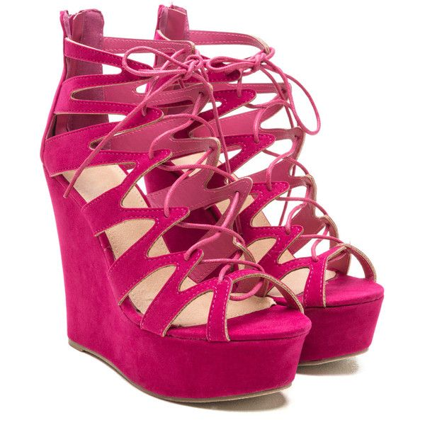 17 Best ideas about Platform Wedges Shoes on Pinterest | Wedges ...