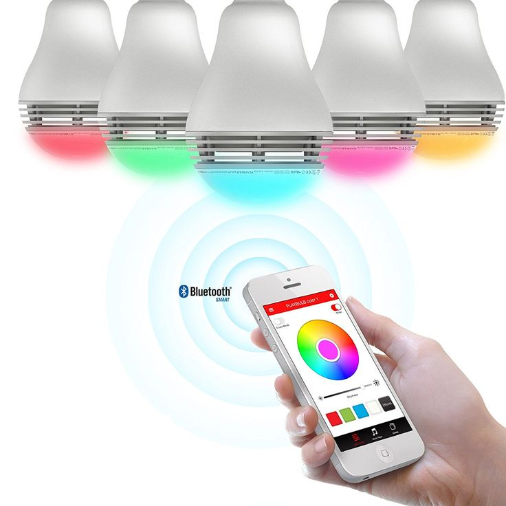 Mipow PLAYBULB Colour (BTL 100C) is a trendy 2-in-1 colour smart LED light bulb that sports a built-in speaker. Check it out online at best price only on Ooberpad. Shop here: https://www.ooberpad.com/collections/mipow/products/btl100c-playbulb-colour-led-light-speaker