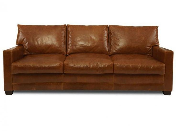 Lawson Sofa By Elite Leather Elite Leather Sofas And