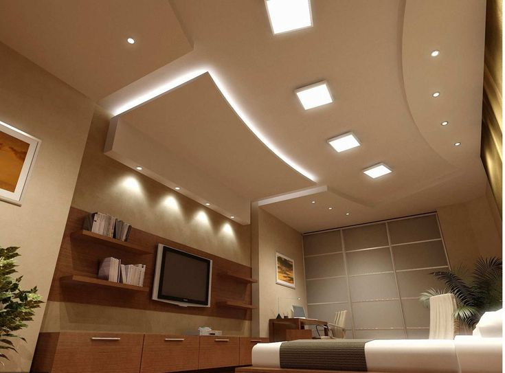 Modern living room with beautiful ceiling lighting | ceiling gypsum  decoration | Pinterest | Ceiling ideas, Ceiling design and Modern living  rooms - Modern Living Room With Beautiful Ceiling Lighting Ceiling