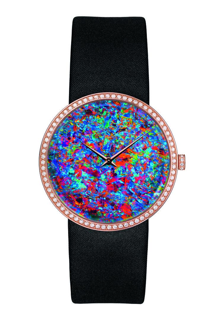 La D de Dior Opal and Pink Gold http://www.orologi.com/cataloghi-orologi/dior-la-d-de-dior-la-d-de-dior-opale-e-oro-rosa-n-d
