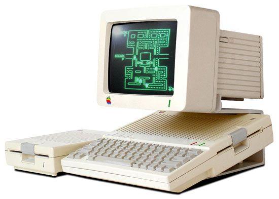 Apple //c & //c+