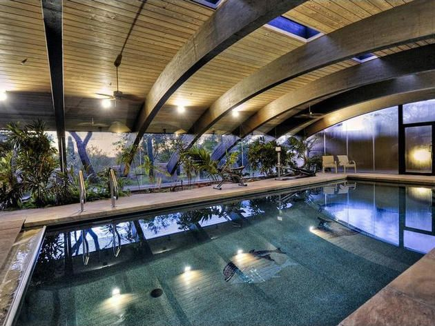 32 best indoor pools images on pinterest pool spa pools for Pool design hours
