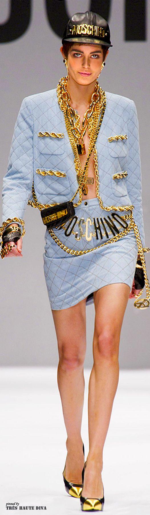 Jeremy Scott FallWinter 2015-2019 Collection – New York Fashion Week