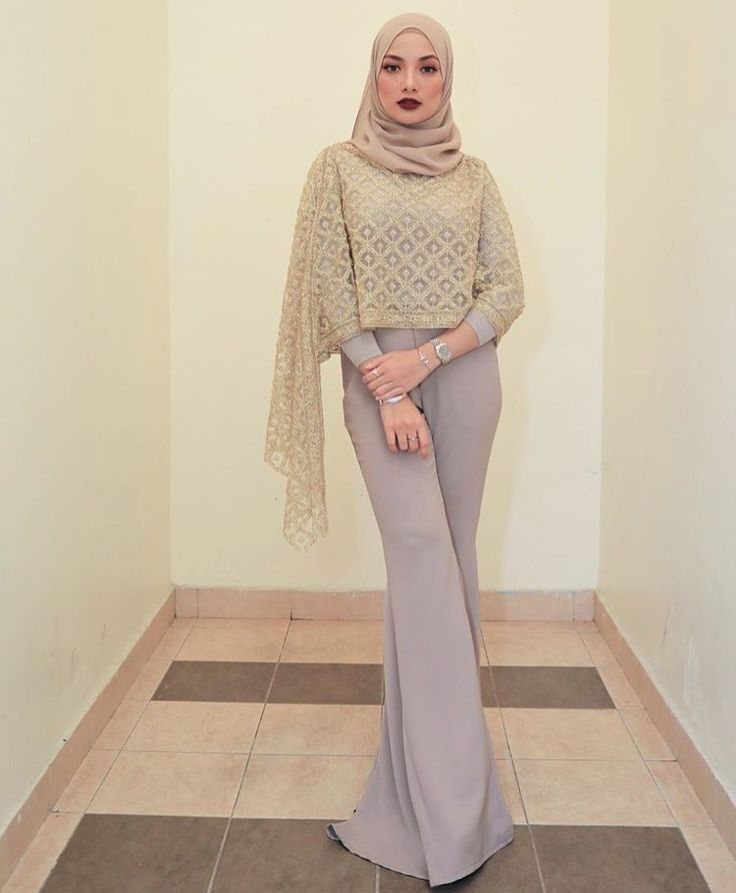 Hijab Fashion   Nuriyah O. Martinez http://bellanblue.com