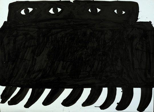 'Art Brut Japonais', Shinichi Sawada unleashing the uninhibited power of expression