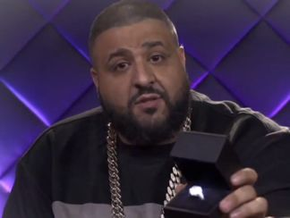 """DJ Khaled created a buzz with his recent proposal to Nicki Minaj. While Miss Minaj hasn't responded publicly, she joins Khaled hand-in-hand on the second single off Suffering From Success """"I Wanna Be With You."""" The DJ-producer-mogul settles down and shows his affection to Young Money's first lady as Rick Ross and Future play groomsmen on this smooth summer collaboration."""