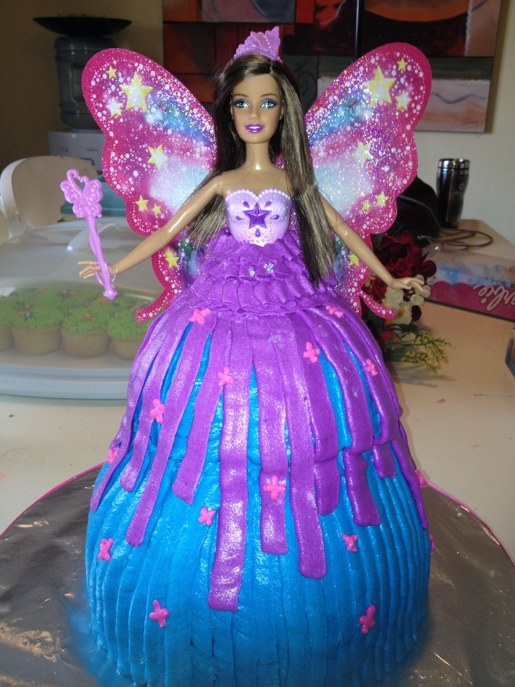 Fairy princess cake Carrie s CupCakes Pinterest ...