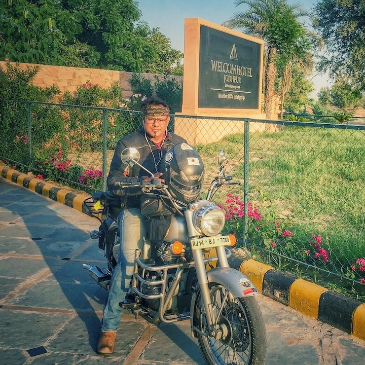 A Day Well Spent At Welcome Hotel, Jodhpur by ITC Hotels