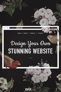 best way to create a website