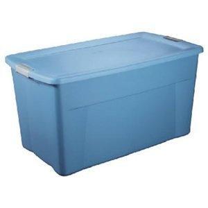 sterilite 35gal latch stor tote pack of 4 containers closet storage by sterilite - Sterilite Storage Bins