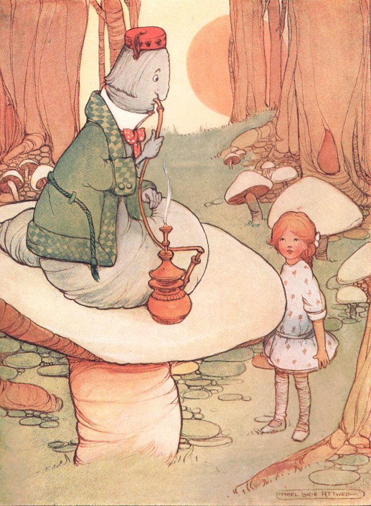 Storia dell'Illustrazione: Mabel Lucie Atwell