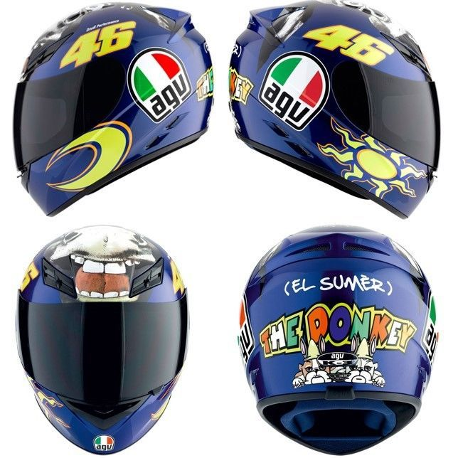 K3 series Large LG New Agv helmet The Donkey 0101-5739  #AGV