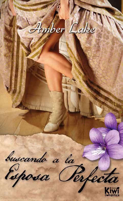 Cuando has roto por completo el manual de la esposa perfecta, ¿qué puedes esperar? Descúbrelo junto a Charlotte Wilcox en BUSCANDO A LA ESPOSA PERFECTA, una divertida novela romántica que te traslada a la Inglaterra de 1831