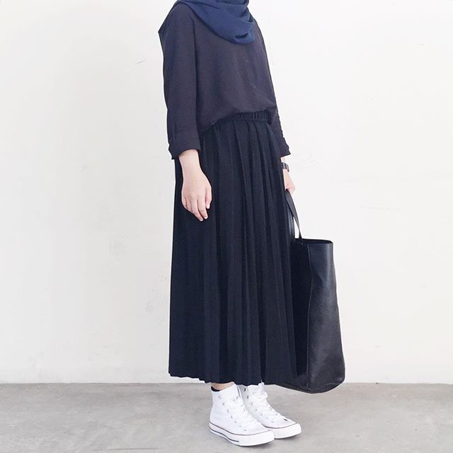 1000+ ideas about Street Hijab Fashion on Pinterest   Hijab styles ...