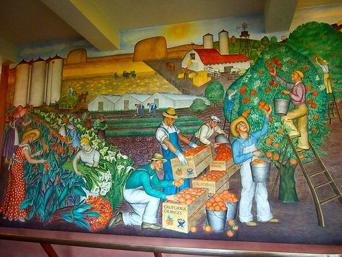 1475 best images about san francisco and bay area on for Diego rivera san francisco mural