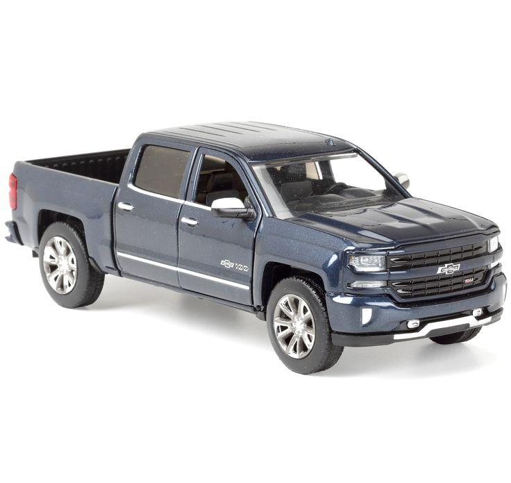 Chevrolet silverado centennial edition die cast scale for Scale model ideas