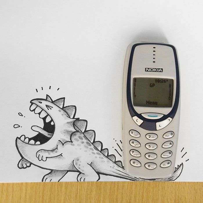 Смешные картинки смартфон, мамин день нарисованная