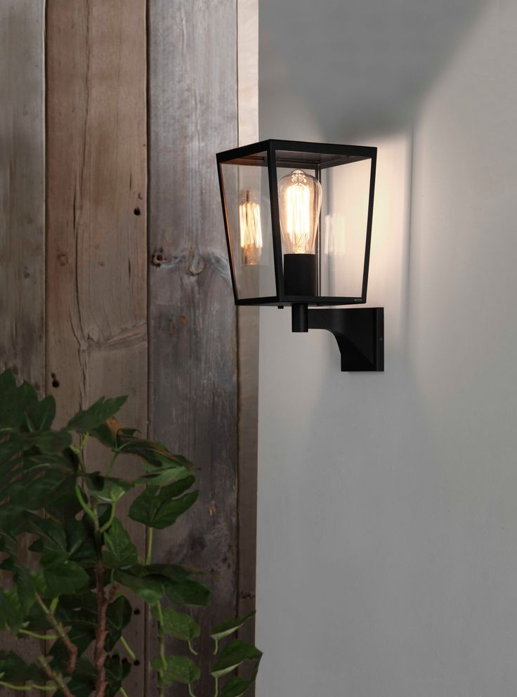 The Farringdon exterior wall  light by Astro Lighting