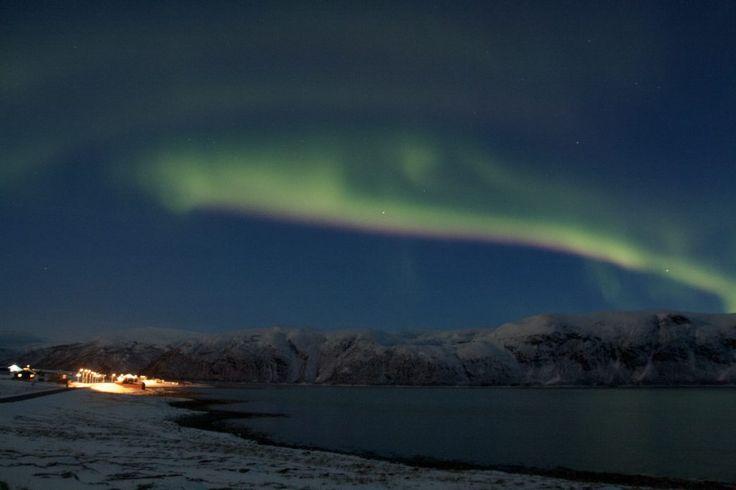 Magische Nordlichter in Tromsø Norwegen mit The Aurora Tour