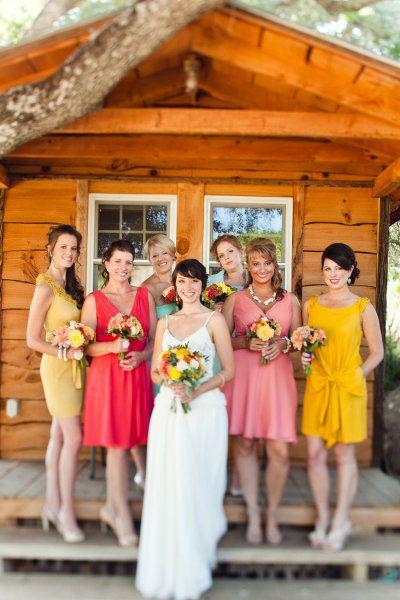 #bridemaids #demoiselles d'honneur