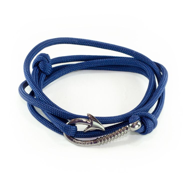 Fishhook Bracelet by Castaway Jewellery