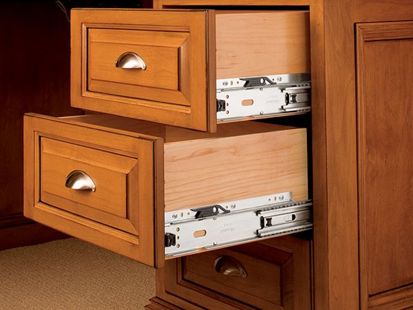 40 best Drawer Slides & Accessories images on Pinterest | Drawers ...