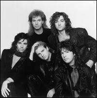 Glass Tiger is a Canadian rock band formed in 1983, in Newmarket, Ontario.