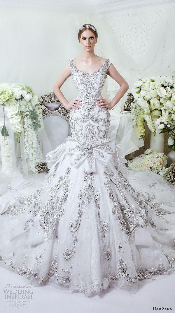 Dar Sara 2014 Wedding Dresses