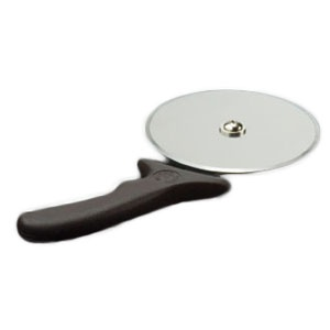 """American Metalcraft PPC5 5"""" Black Handle Pizza Cutter  Great for pastry, pizza"""